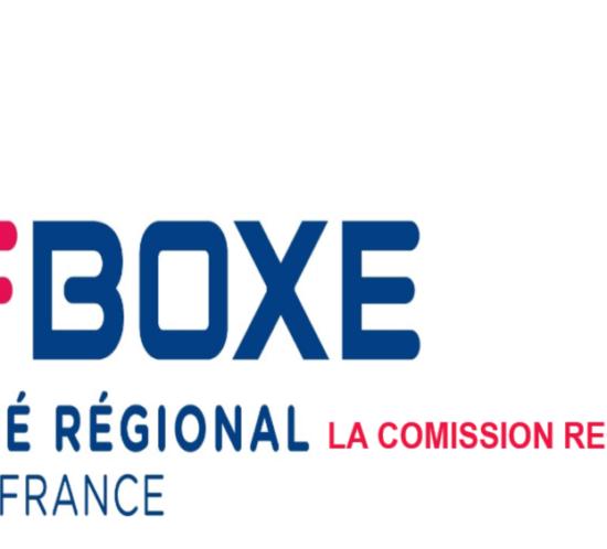 Comité d'Ile de France de Boxe   Comité d'Ile de France de Boxe