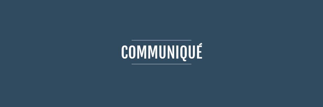 Communiqué - Comité d'Ile de France de Boxe